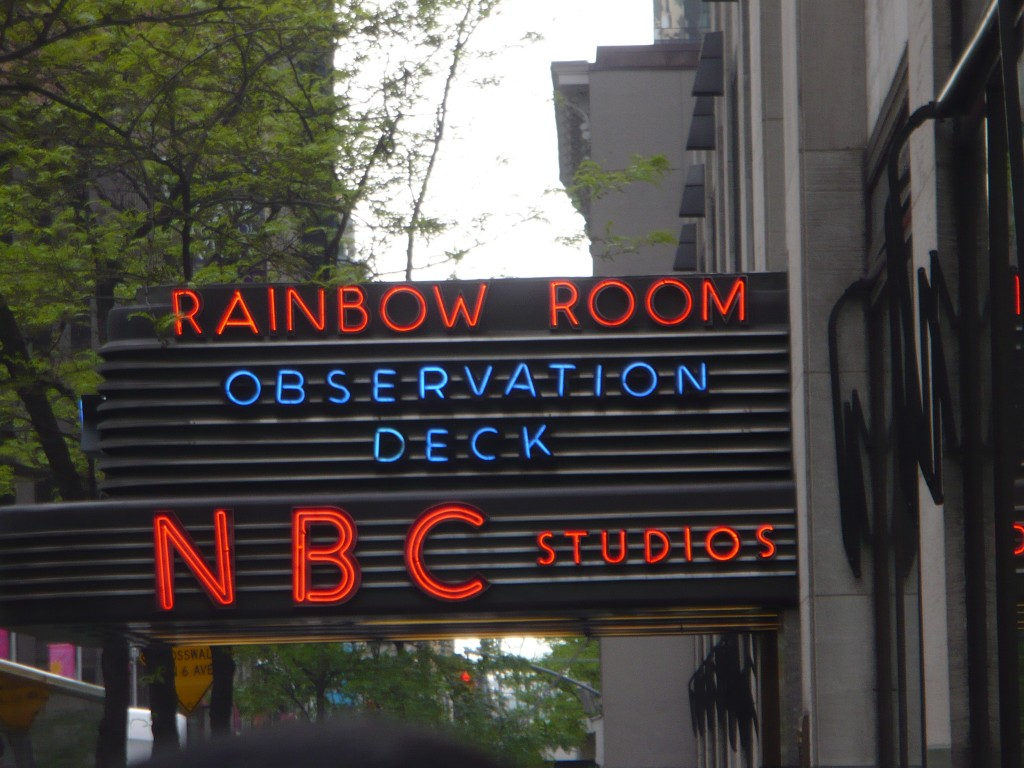 Rainbow Room NBC