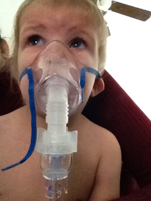 breathing treatment for toddler