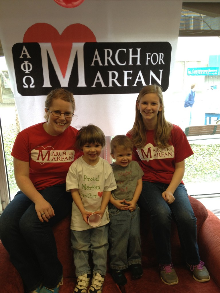 march for marfan