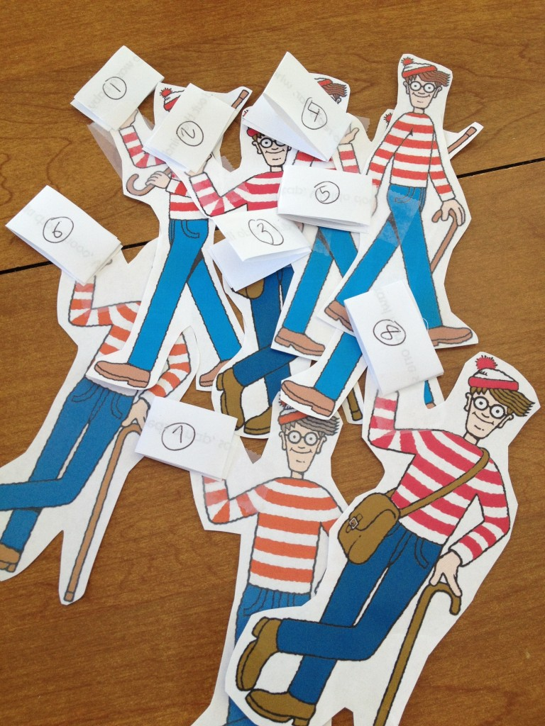Waldo Party - Musings of a Marfan Mom